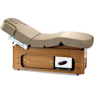 The Teagan 4-Motor Spa Treatment Table with Cabinet Base (HZ-3361A)