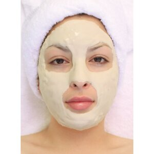 Algae Peel-Off Mask - Silk Complexion Dulse Mask 4.4 Lbs. (2 Kilograms) Bulk Pack (LV3095 X 2)