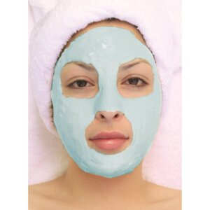 Algae Peel-Off Mask - Botox-Like Mask 4.4 Lbs. (2 Kilograms) Bulk Pack (LV3096 X 2)