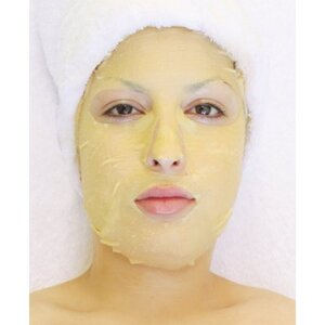 Transdermal Mask - Ceramide Mask Pack of 20 Pre-Moistened 100% Natural and Paraben Free Masks (MX32250 X 20)