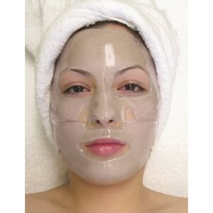 Hydrophylic Gel Collagen Mask - Platinum Collagen Mask Pack of 8 - Each is Single Use (MX8998 X 8)