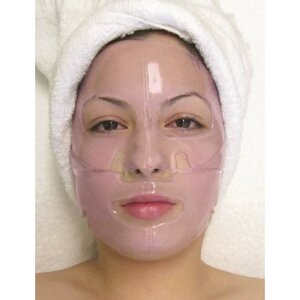 Hydrophylic Gel Collagen Mask - Cranberry Firming Collagen Mask Pack of 15 - Each is Single Use (MC4572 X 15)
