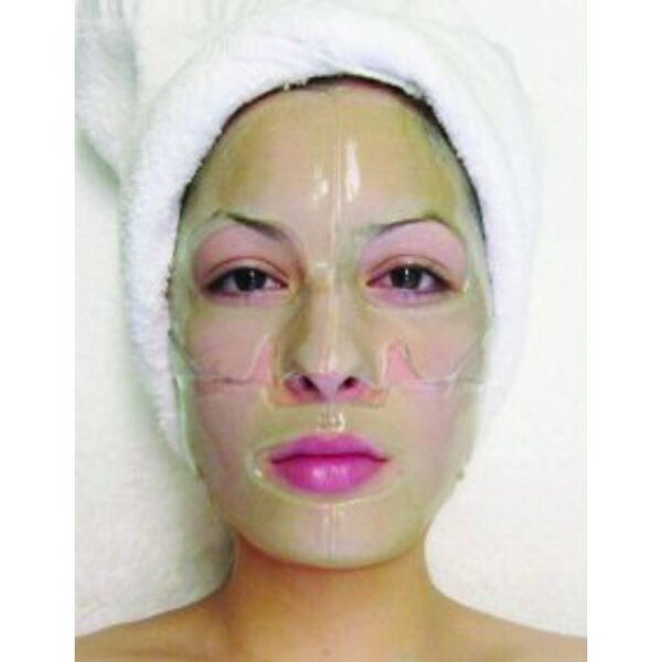 Hydrophylic Gel Collagen Mask - Cucumber Collagen Mask Pack of 15 - Each is Single Use (MC4579 X 15)