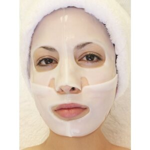 Hydrophylic Gel Collagen Mask - Coconut Collagen Mask Pack of 15 - Each is Single Use (MC4576 X 15)