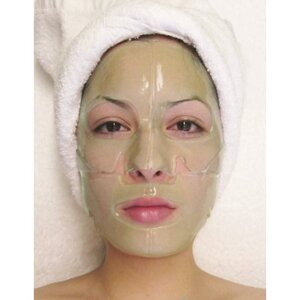 Hydrophylic Gel Collagen Mask - Cactus Collagen Mask Pack of 15 - Each is Single Use (MC4580 X 15)