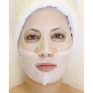 Hydrophylic Gel Collagen Mask - Vitamin C Collagen Mask Pack of 15 - Each is Single Use (MC4554 X 15)