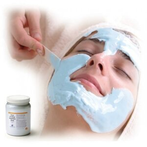 Acne Modeling Mask 2.64 Lbs. (1.2 Kilograms - 24 X Single Use 50 Gram Bags) (31010S X 24)