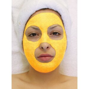 24K Gold Skin Firming Soft Mask 18 Two Treatment Packs - 2.1 oz. (60 Grams) Each = 2.4 Lbs. (1.1 Kilos) Total (ER-498S X 18)