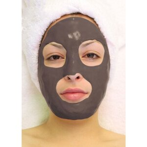 Chocolate Antioxidant Soft Mask 25 Two Treatment Packs - 2.1 oz. (60 Grams) Each = 3.3 Lbs. (1.5 Kilos) Total (ER-5001S X 25)
