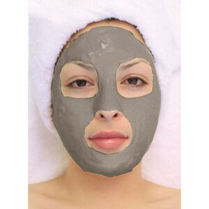 Icy Clay Astringent Soft Mask 25 Two Treatment Packs - 2.1 oz. (60 Grams) Each = 3.3 Lbs. (1.5 Kilos) Total (ER-353S X 25)