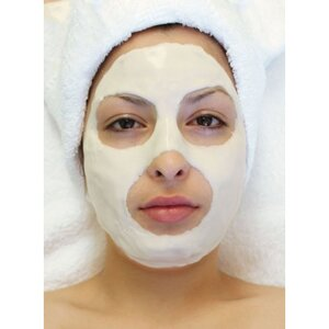 Fresh Milk Moisturizing Soft Mask 25 Two Treatment Packs - 2.1 oz. (60 Grams) Each = 3.3 Lbs. (1.5 Kilos) Total (ER-348S X 25)