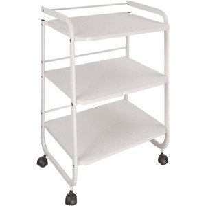 KAMINO 3 Shelf Trolley Cart (CX1207)