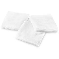 "Non-Woven Esthetic Wipes 4"" x 4"" 200 per Sleeve X 25 Sleeves = Case of 5000 Non-Woven Wipes (1506011 X 24)"