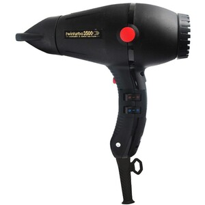 Turbo Power TwinTurbo 3500 Ceramic and Ionic Professional Hair Dryer 2000 Watts (TP329A)
