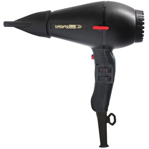 Turbo Power TwinTurbo 3800 Ceramic and Ionic Professional Hair Dryer 2100 Watts (TP330A)