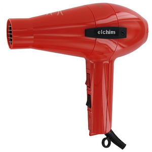Elchim 2001 High Pressure Dryer - Red 2000 Watts (220710012)