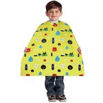 "BETTY DAIN Silly Birds Kid's Styling Cape 30""W X 36""L (400-AL)"