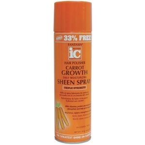 Carrot Sheen Spray 14 oz. (333360)