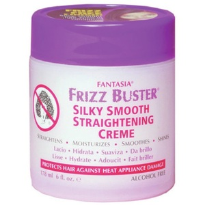 Frizz Buster Straightening Creme 6 oz. (4020)