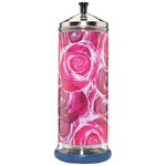 SalonSkins Decorative Barbicide Jar Wrap - Rose Garden (SS-106)