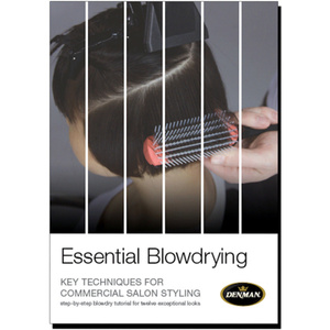 DENMAN Essential Blowdrying DVD (DEB1)
