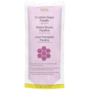 GIGI Crushed Grape Paraffin Wax 1 lb. (853)
