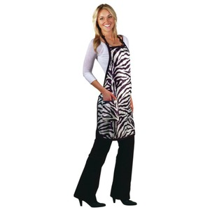 Zebra Apron - Black and White (CT-5512127)