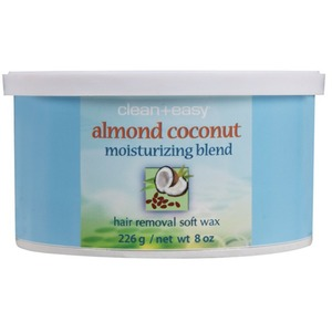 Clean + Easy Almond Coconut Wax 8 oz. (47332)