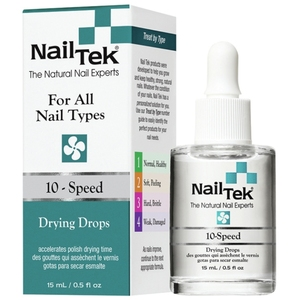 NAIL TEK 10-Speed Polish Drying Drops (55826)
