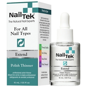 NAIL TEK Extend Polish Thinner 0.5 oz. (55819)