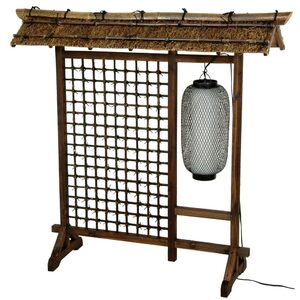 4ft. Tall Bamboo Lantern Room Divider (WDLW-5)