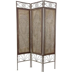 6 ft. Tall Mediterranean Room Divider (MN-SCRN6)