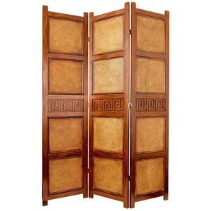 6 ft. Tall Peiking Privacy Screen 3 Panels (SSPEIKG)