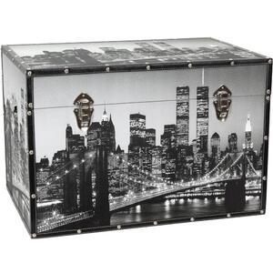 "New York Scenes Trunk 24""W x 16""D x 16""H (CAN-TRNK-NY)"