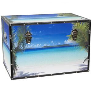 "Ocean Beach Trunk 24""W x 16""D x 16""H (CAN-TRNK-BEACH)"