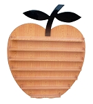 Deco Apple Nail Polish Rack