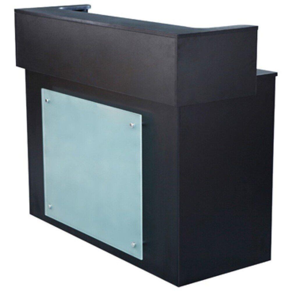 Mona reception counter black sf1105