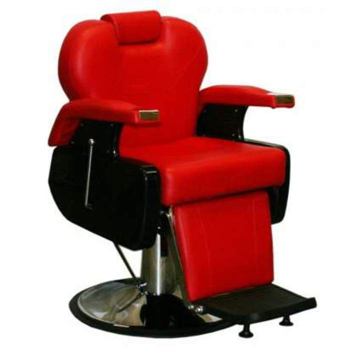Davidson Barber Chair   Red (SF1208R) · View Larger Photo Email ...