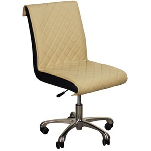 "The Bella Customer Chair - Almond 17""- 21.5"" Seat Height (FC3218-208)"