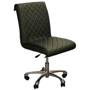 "The Bella Customer Chair - Black 17""- 21.5"" Seat Height (FC3218-618)"