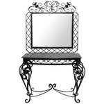Windsor Wrought Iron Styling Station (WR1700)