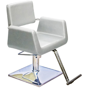 Beatrice Styling Chair - Silver (SF-2971-SIL)