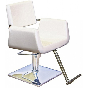 Beatrice Styling Chair - White (SF-2971-WHT)