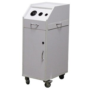 Buchetta Salon Trolley - White (SF1428W)