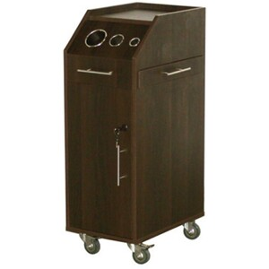 Buchetta Salon Trolley - Chocolate (SF1428-858)