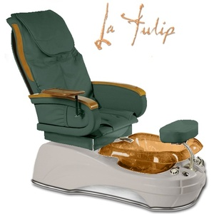 La Tulip Pedicure Spa with Shiatsu Massage by Gulfstream