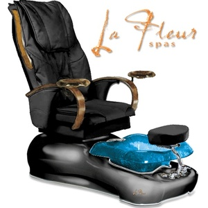 La Fleur Pedicure Spa 9500 with Shiatsu Massage by Gulfstream