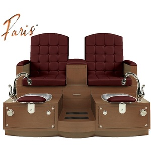 Double Paris Pedicure Station Bench by Gulfstream