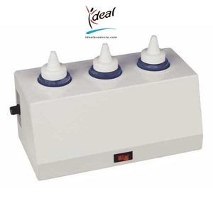 "3 Bottle Ideal Warmer 2"" Diameter Bottles by Ideal Products (GW308)"