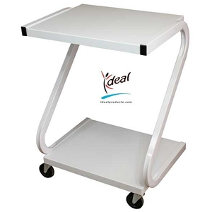 "2 Shelf Equipment Cart 22""x16""x30"" by Ideal Products (Z95)"